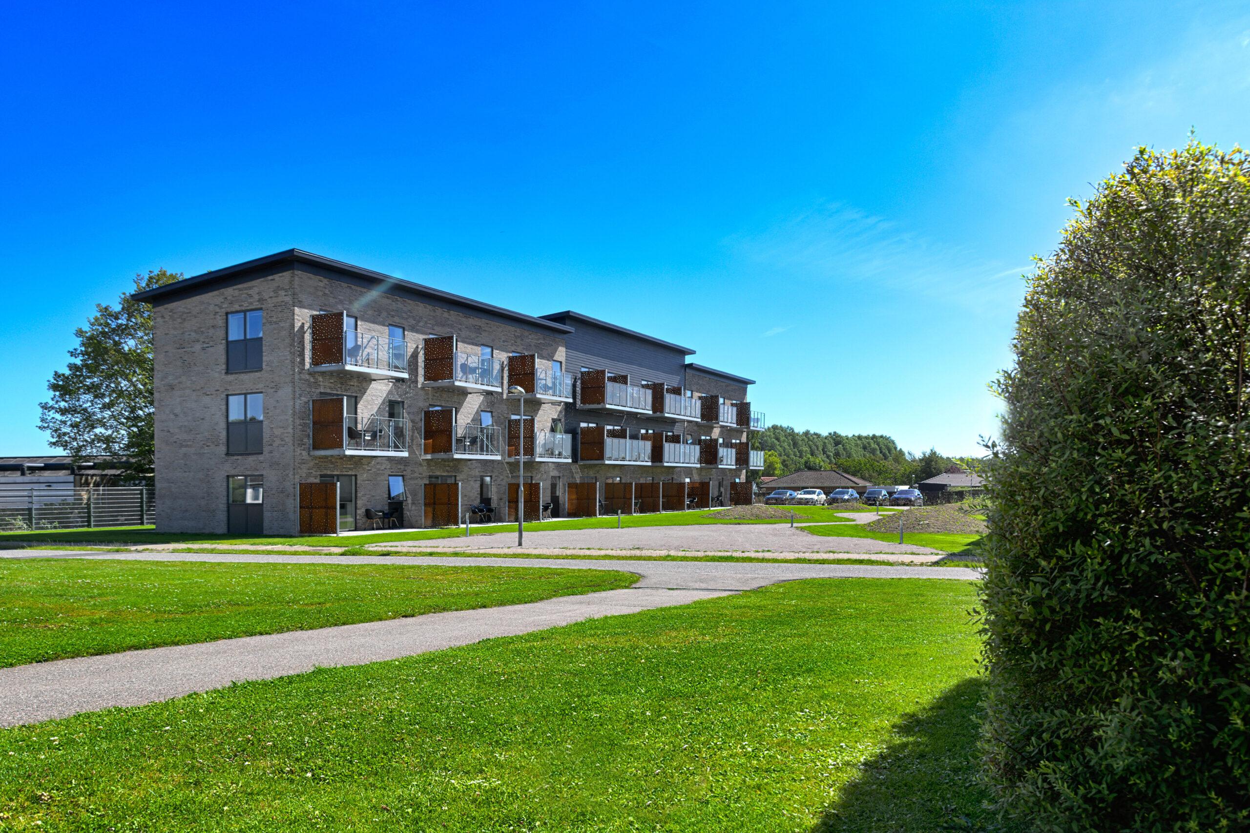 Møblerede lejligheder i Aalborg Aalborg Hotel Apartments